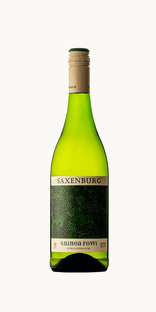 Saxenburg - Guinea Fowl White 2021